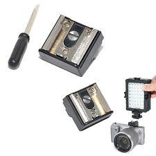 Adaptateur Griffe pour Sony NEX pour Lampe Torche Microphone / NEX 5 N 3 C