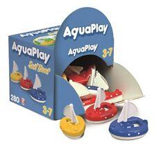 Big 280 - Aquaplay Segelboot / Sail Boat - Gelb - Neu