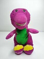 "Barney And Friends 14"" Plush Animal Dinosaur Toy"