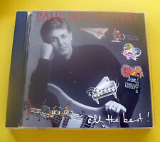 "CD ""PAUL McCARTNEY/WINGS-ALL THE BEST"" 17 hits (silly love songs)/Of"