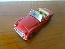 TRIUMPH TR3A  - SPOT ON  by TRIANG - Vintage Die cast model - UNBOXED - RARE.