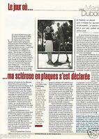 Coupure de presse Clipping 2002 Marie Dubois   (1 page)
