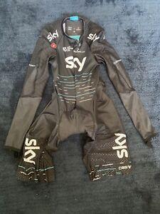 Castelli Team Sky Body Paint 3.3 TT Speedsuit - Rare Item