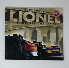 A CENTURY OF LIONEL Timeless Toy Trains Dan Ponzol 100th Anniversary Softcovr