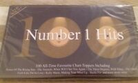 100 Number 1 Hits, Various, NEW SEALED Box set