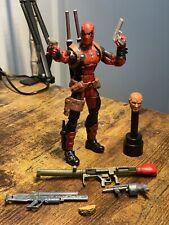 Marvel Legends X-Men Deadpool Juggernaut Wave Action Figure Loose