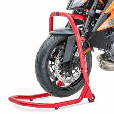 Lenkkopfständer Vorderrad V4 Triumph Speed Triple 05-10 rot