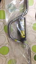 Pro Taper Mini Racer MX Silver Handlebar XR50/CRF50/BMX Bar,Pit Bike