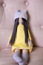 Rag doll Cloth dolls Handmade doll Soft doll Tilda doll Textile doll Room decor