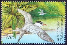 St. Vincent 1995 MNH, Water Birds, Royal Tern  - E22
