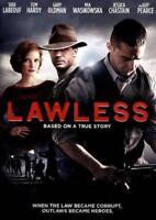 LAWLESS NEW DVD