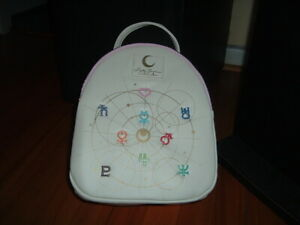 SAILOR MOON CONSTELLATION FASHION COLLECTION MINI BACKPACK~ WITH TAGS~BRAND NEW