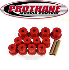 Prothane 7-1011 1967-1969 Camaro Firebird Rear Multi-Leaf Spring Bushing Kit Red