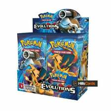 Pokemon Trading Card Game XY Evolutions | Sealed Booster Box of 36 Packs XY-12