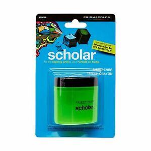 Prismacolor Scholar Pencil For The Aspiring Artist Sharpener  Brand New