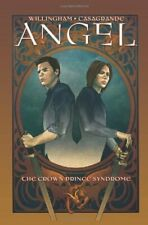 ANGEL VOL 02 CROWN PRINCE SYNDROME - HARDCOVER