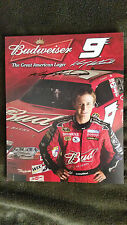 Autographed Kasey Kahne Budweiser Dodge Hero Card From Mid Season 2007 1st run