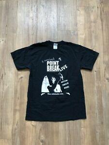 GILDAN I SURVIVED POINT BREAK LIVE t-shirt size Medium