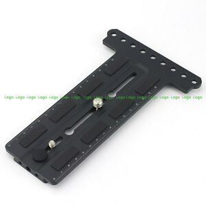 Camera Mounting Plate Dovetail Extension Plate fr DJI Ronin-M Gimbal BMCC Sony