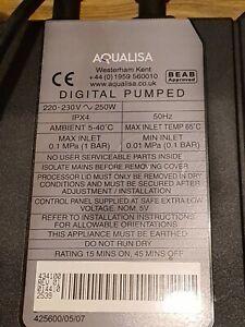 Aqualisa digital processor 434100