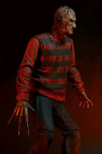 "Neca Freddy Krueger A nightmare on Elm Street 30th Anniversary 7"" action figure"