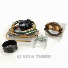 NOS NIB Amphenol MEA6 Magic Eye Socket Assembly for 6-Prong Electron Ray Tubes