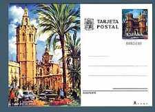 SPAIN - SPAGNA - 1974 - Cart. Post.  - Torri del Serrano a Valencia. E3417