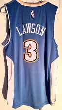 Adidas Swingman 2015-16 NBA Jersey Denver Nuggets Ty Lawson Light Blue sz M