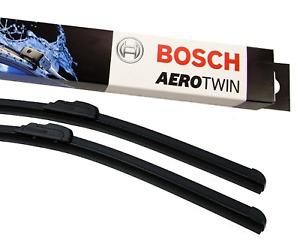 Smart ForTwo Front Windscreen Wiper Blade Blades Set 2007 On BOSCH AEROTWIN