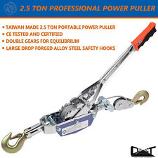 2.5 TON TAIWAN PROFESSIONAL MADE POWER PULLER WINCH HAND PULLER HOIST 10026