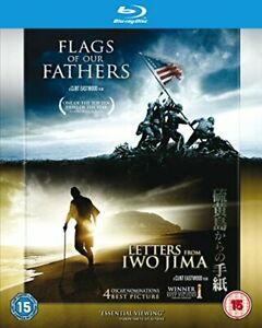 Flags of Our Fathers  Letters From Iwo Jima [Blu-ray] [2007] [Region Free]