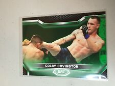F50482 2020 Topps UFC Knockout Green /88 Colby Covington