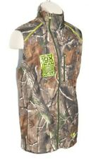 UA Performance Mens Hunting Vest Under Armour Scent Control Real Tree Small $105