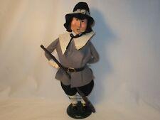 Byers Choice 2000 Pilgrim Man with Hunting Gun