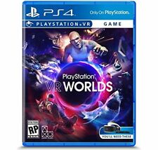 Sony PlayStation VR Worlds PS4