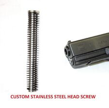 CDS STAINLESS STEEL GUIDE ROD ASSEMBLY 22LB FOR GLOCK GEN 1-3 G20,20SF, 21, 21SF