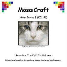 Kit De Arte Mosaico mosaicraft píxel Craft 'Kitty Serie B' pixelhobby