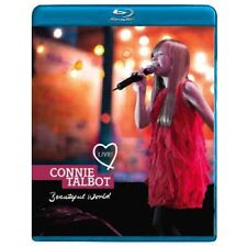 Connie Talbot - Beautiful World Live (Blu-ray) with FREE A4 Folders