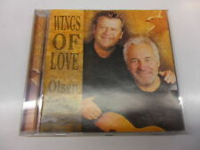 Cd   Wings of Love - von Olsen Brothers