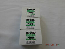 Ilford Delta 400 Profesional 35mm 36 Exp (3 Pack) ****