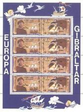 Gibraltar 1992 Mi klb 638-41 ** Europa Cept Columbus Schiffe Ship Boat Sail Nave