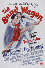 The band wagon Fred Astaire Cyd Charisse movie poster print 2