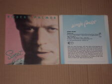 "ROBERT PALMER -Sweet Lies- 7"" mit Product Facts Promo-Flyer"