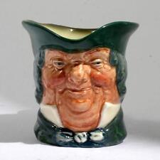 Royal Doulton Toby Jug Parson Brown Vintage Porcelain Character Mug English