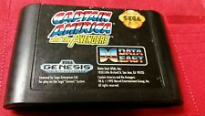 Captain America and the Avengers (Sega Genesis, 1992) cartridge only