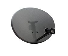Sky Digital MK4 Satellite Dish + Quad LNB + Freesat, Sky, Astra, Hotbird