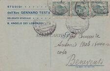 SANT'ANGELO DEI LOMBARDI - Avv.Gennaro Testa 1919
