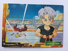 Dragon Ball Z Collection Card Gum 74