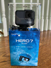 GoPro Hero 7, Silver w/rechargeable battery