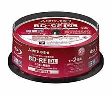 Verbatim Blu-ray Disc 20 pcs Spindle - 50GB 2X BD-RE Rewritable Bluray - Inkjet